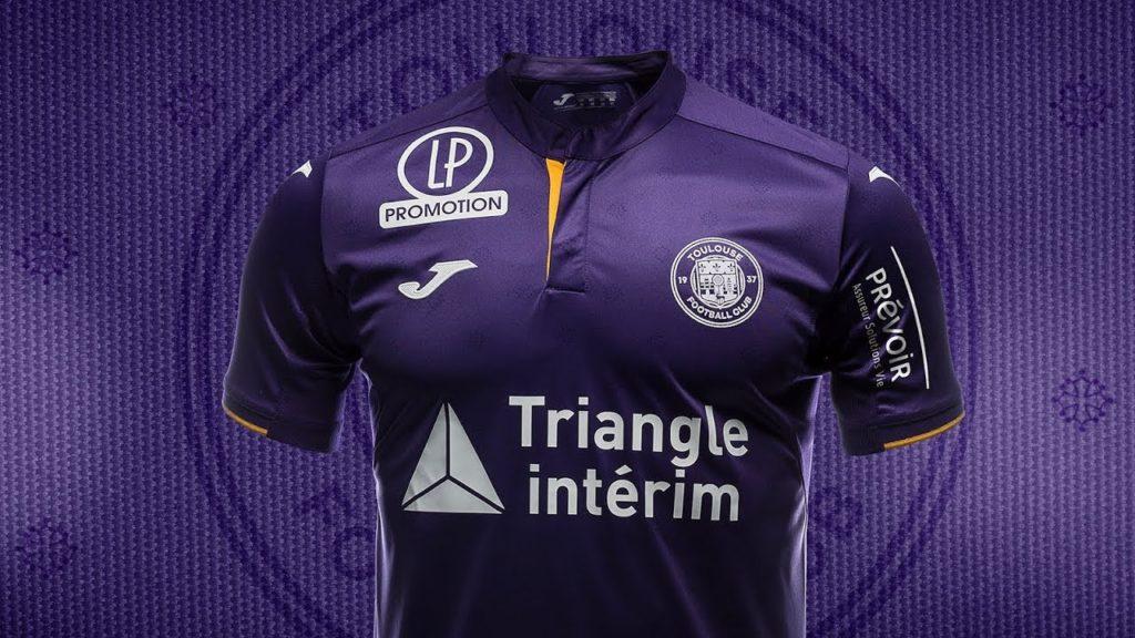 maillot domicile TFC 2018-2019